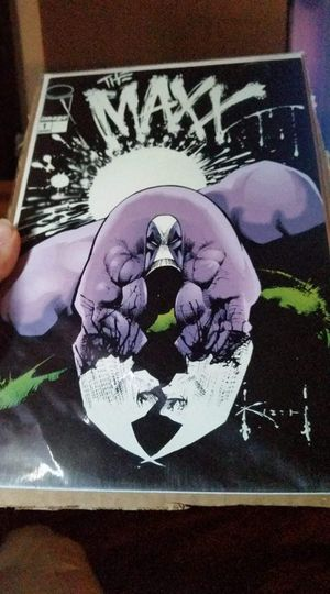 The Maxx #1 Glow in the Dark Variant for Sale in Mason City, IA