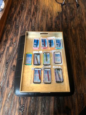 Assortments of cases for $1 for Sale in Roseville, CA
