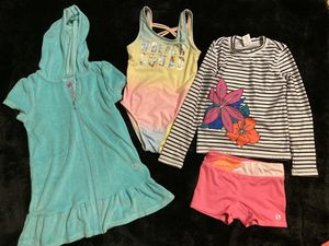 Swimming clothes size 5/6 for Sale in Hamilton Township, NJ