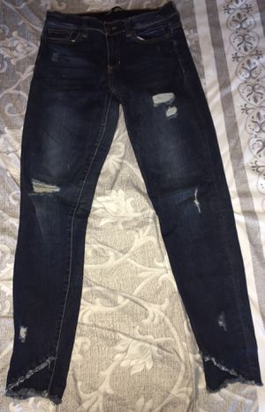 Light Washed|Semi-Ripped|Blue Jeans for Sale in Fort Worth, TX
