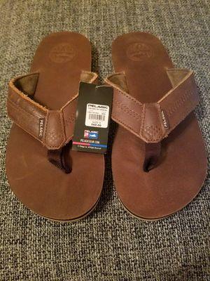 Men's Size 9 Pelagic Mai Tai All Leather Sandal for Sale in Chattanooga, TN