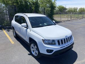 2017 Jeep Compass 4x4 low miles for Sale in Dearborn, MI