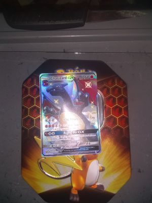 Charizard GX Hidden Fates Mint Condition for Sale in Columbia, MO