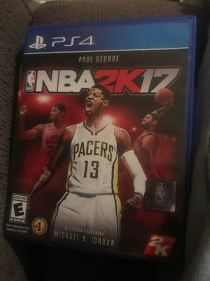 NBA 2k 17 for Sale in Riverside, CA