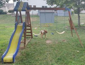 Kids swing set for Sale in Pickerington, OH