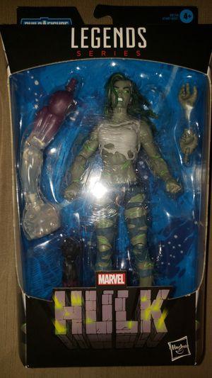 Marvel Legends Fantastic Four She Hulk Skrull Baf for Sale in Chicago, IL