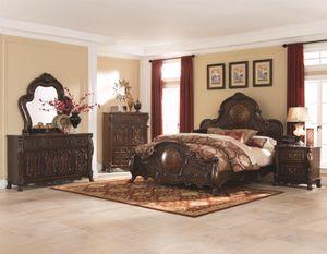 🐿Abigail Queen Bedroom Group! for Sale in Atlanta, GA