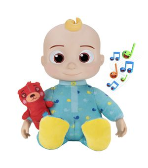 """Cocomelon Musical Bedtime JJ Doll Plush 10"""" IN HAND Brand New for Sale in Los Angeles, CA"""
