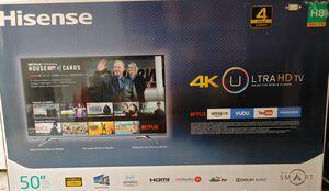 Hisense 4K 50 inch TV for Sale in Austin, TX