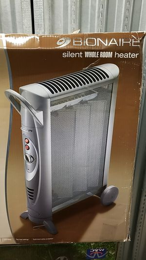 Bonaire silent while room heater. for Sale in Tamarac, FL