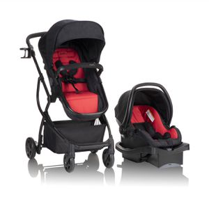 Evernflo Stroller And Car Seat for Sale in East Stroudsburg, PA