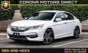 2017 Honda Accord Sedan for Sale in Norco, CA