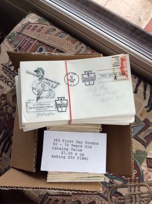 First Day Covers(stamps) for Sale in Lake Wales, FL