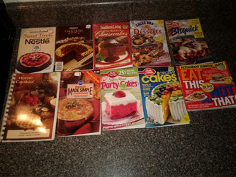 105 Random Cookbooks for Sale in Murfreesboro,  TN