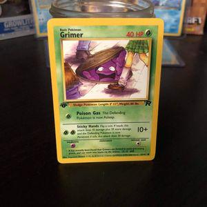 Pokemon Grimer for Sale in Moreno Valley, CA