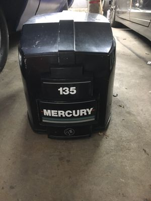 98 mercury 135 black Max runs excellent for Sale in Mamaroneck, NY