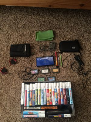 ULTIMATE NINTENDO DS BUNDLE (will trade for Nintendo Switch) for Sale in Beaumont, CA