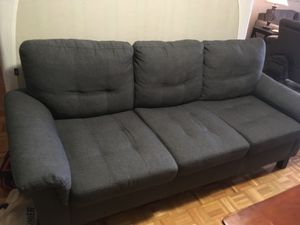 Charcoal Gray Couch for Sale in Washington, DC