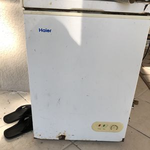 Outside Square Freezer for Sale in Naples, FL