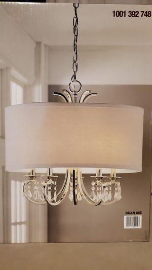 Home Decorators Collection- 5 Light chandelier for Sale in Tucson, AZ