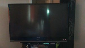 Samsung 60 inch TV. With stand if bought today for Sale in Southampton Township, NJ