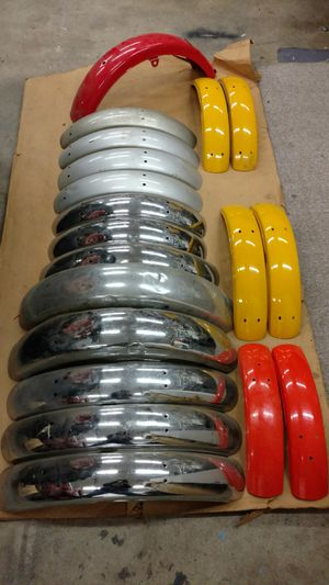 Motorcycle Fenders for Sale in Manhattan, IL