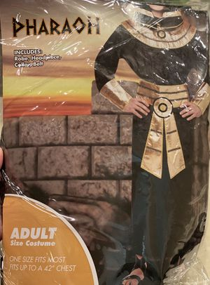 Pharaoh Costume for Sale in Kissimmee, FL