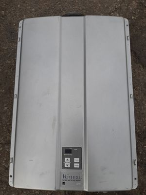 Chile house tankless hot water heater for Sale in Denver, CO
