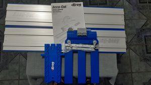Kreg 48 in. Accu-Cut Aluminum Circular Saw Track for Sale in Colton, CA