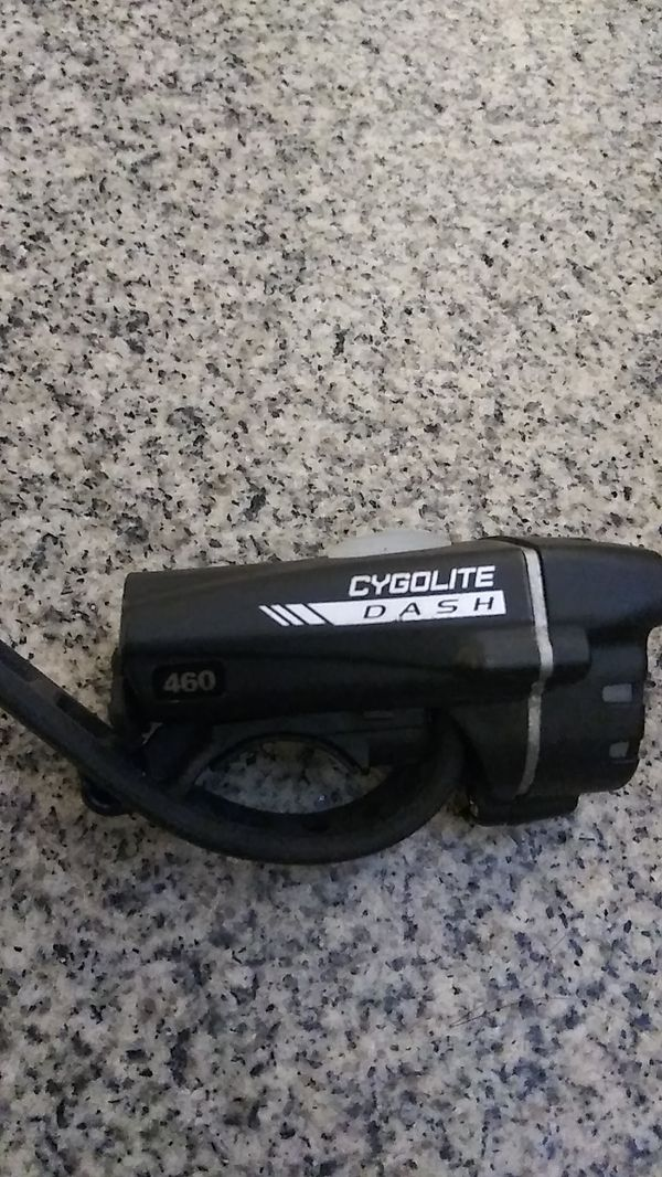 Front bike light