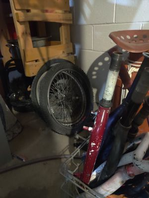 Bmx parts dyno haro gt for Sale in Pleasant Hill, IA