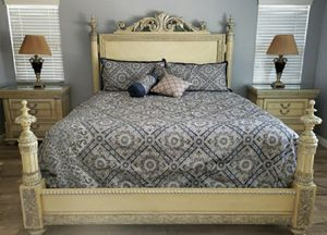 California King Bedroom Set for Sale in Moreno Valley, CA