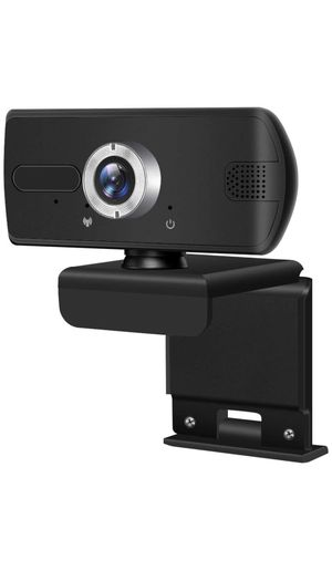 OULUCCI 1080P USB Webcam with Microphone for Sale in Tukwila, WA
