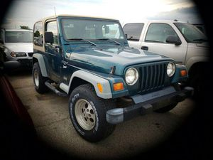 1998 Jeep Wrangler for Sale in Northbrook, IL