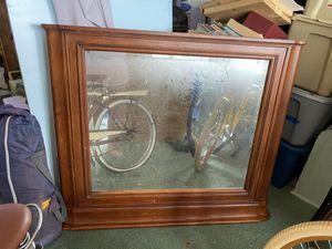 Mirror for dresser for Sale in Tamarac, FL