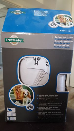 Electric dog fence for Sale in Raynham, MA