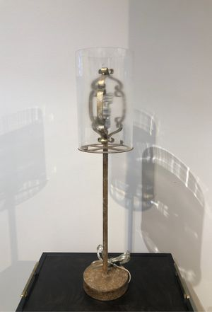 Antique Gold Table Lamp for Sale in Costa Mesa, CA