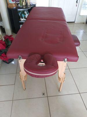 Mesa para masaje for Sale in Ceres, CA