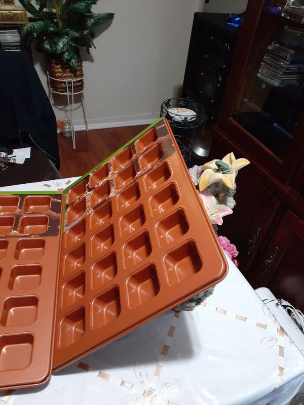 24 cupcake-browny baking pan