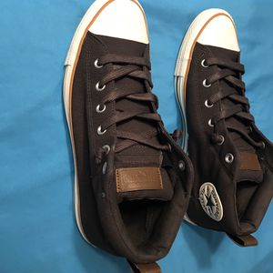 New converse all-star chuck Taylor high tops for men for Sale in Arlington, TX