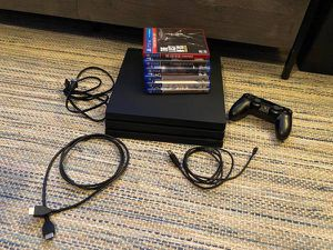 PS4 pro for Sale in Boca Raton, FL