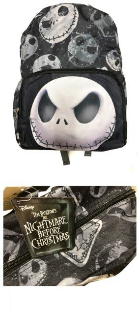 "Brand NEW! Jack Skellington ""The Night Before Christmas"" Backpack For Everyday Use/Outdoors/Gifts/Halloween/Disneyland Trips/Traveling for Sale in West Carson, CA"