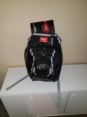 Rawlings Youth Baseball Backpack Bag for Sale in Sacramento, CA