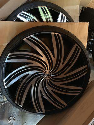 30 inch wheels for Sale in Dallas, TX