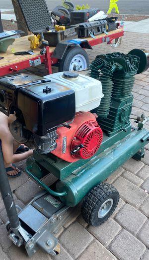 Rolaire 9hp 9 gallon wheelbarrow compressor for Sale in Phoenix, AZ