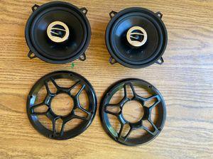 Arc audio door speakers for Sale in Modesto, CA