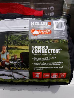 4 person connect tent for Sale in Ventura, CA