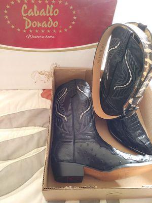Caballo Dorado Western Boots for Sale in Sanger, CA