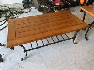 Coffee Table Set for Sale in Tacoma, WA