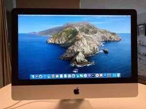 Late 2013 iMac 21.5-inch 2.9 Core i5 1TB HD 8GB RAM NVIDIA GeForce GT 750M 1GB macOS Catalina for Sale in Plantation, FL